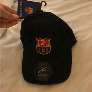 FBC Barcelona hat (NWT)